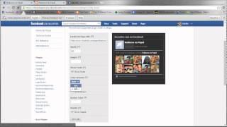 Como colocar um Plugin Social do Facebook no se Blog
