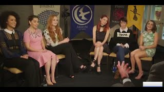 The Women of 'Game of Thrones' Reflect on Hardships [GMA EXCLUSIVE]