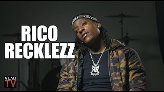 Rico Recklezz: Kanye Should Be Slapped If He Makes Anymore Slave Comments (Part 8)