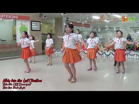 """""""Nhảy hiện đại: Las Christmas"""" – CLB Dance Sport"""