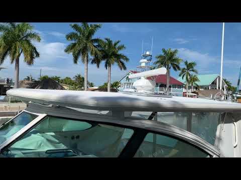 Tiara Yachts 3800 Open video