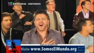 Somos el mundo ( We are the world) Version Latina