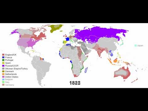 Colonial World 1914