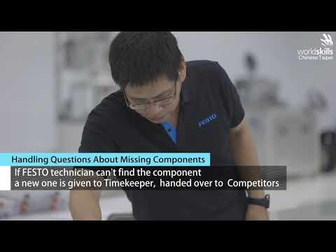 Expert Training – Mechatronics