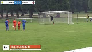 Coupe Bourgogne-Franche-Comté Séniors : FC GUEUGNON - JURA DOLOIS FOOTBALL (0-2)
