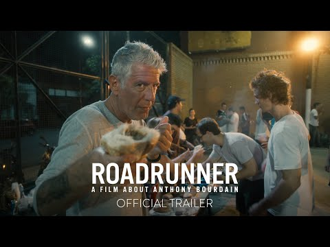 ROADRUNNER: A Film About Anthony Bourdain – Official Trailer [HD] – In Theaters July 16