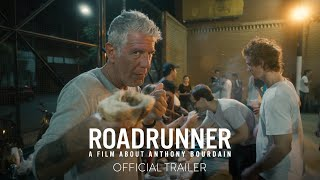 ROADRUNNER: A Film About Anthony Bourdain - Official Trailer [HD] - In Theaters July 16