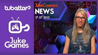 Jukegames News - English – 07/17/2015