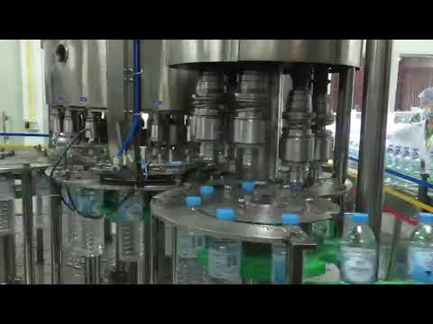 Water Bottal Filling Machine