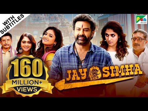 Download Jay Simha (2019) New Released Action Hindi Dubbed Movie | Nandamuri Balakrishna, Nayanthara HD Mp4 3GP Video and MP3