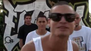 Canserbero - De mi pa usted Feat RayOne, Kpú,  Lil Supa ( Vídeo oficial)