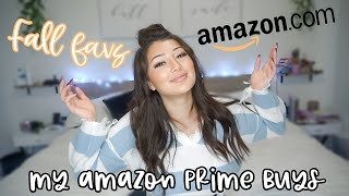 The BEST amazon FALL 2020 products! | AMAZON FAVS