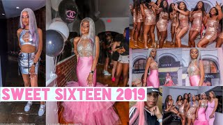 MY SWEET 16 BIRTHDAY VLOG !! *must Watch*