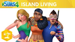 VideoImage1 The Sims™ 4 Island Living