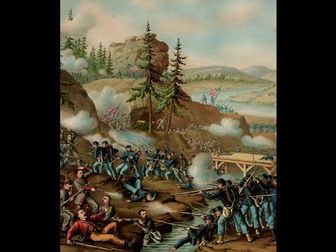 The Civil War: Battles for Chattanooga