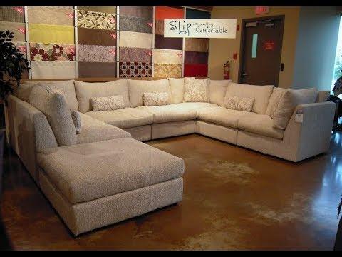Deep Sofa Sectional