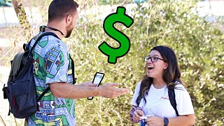 Giving $1,000 To College Students..