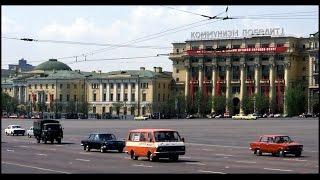 Москва  и москвичи. Эпохи Ленина и Горбачева, фильм, 1986 год