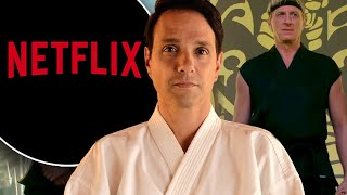 COBRA KAI IS ON NETFLIX | The Karate Kid Legacy Continues