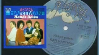 DAN HARTMAN - Hands Down (1979 Disco Classic)