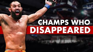 10 Fighters That Fell Off/Disappeared After Winning Gold