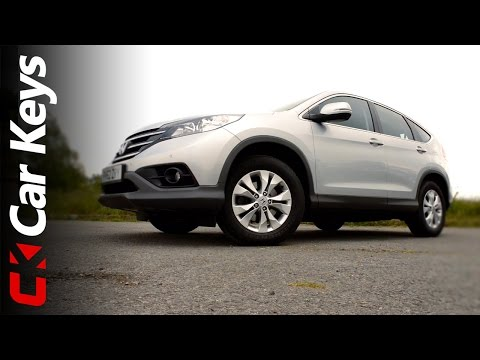 Honda CR-V 2013 review - Car Keys