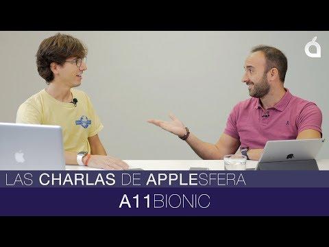 El SÚPER A11 BIONIC de Apple | Las Charlas de Applesfera