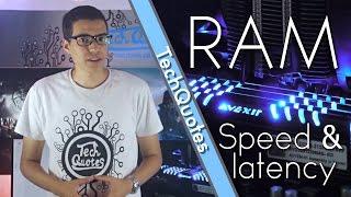 الفرق بين انواع الرامات و كيفية اختيار الرامات ! - !RAM Speed and Latency تحميل MP3