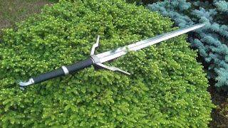 Как сделать серебряный меч из Ведьмак 3 Дикая охота