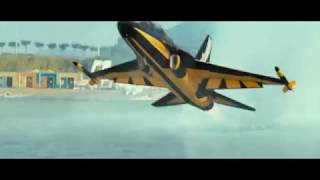 Eye catching air show from the  movie -