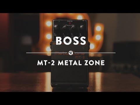 BOSS MT-2 Kytarový efekt