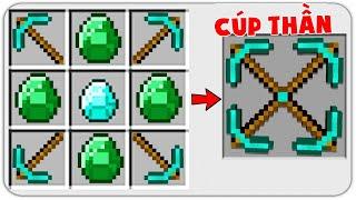 Noob Sở Hữu Cúp Thần Vip Trong Minecraft ?? #2