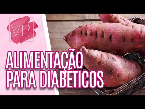 Cereal dieta para pacientes com diabetes