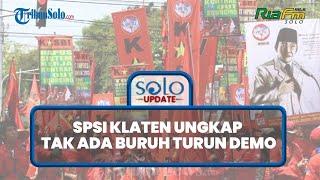 Jelang May Day 2021, SPSI Klaten Ungkap Tak Ada Buruh Turun Demo, tapi Pengobatan Gratis Tetap Jalan