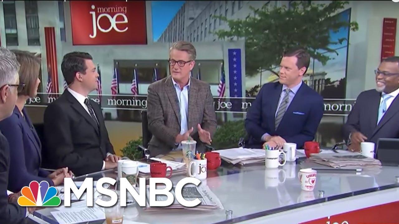 Morning Joe Panel Debates Ben Shapiro And Free Speech On Campuses | Morning Joe | MSNBC thumbnail