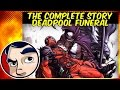 Deadpool When Thanos Cursed Deadpool With Life  Complete Story