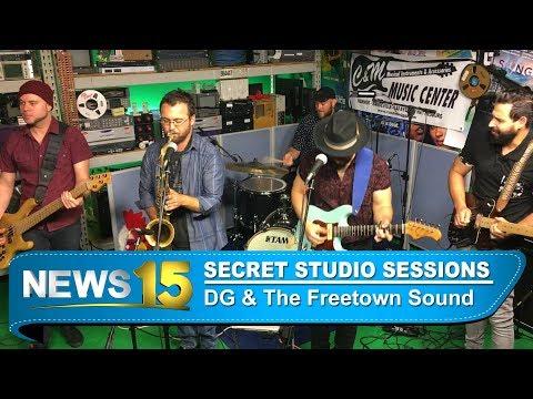 News15 Secret Studio - S02E04 DG & The Freetown Sound (FULL MIX) KADN KLAF Lafayette, LA