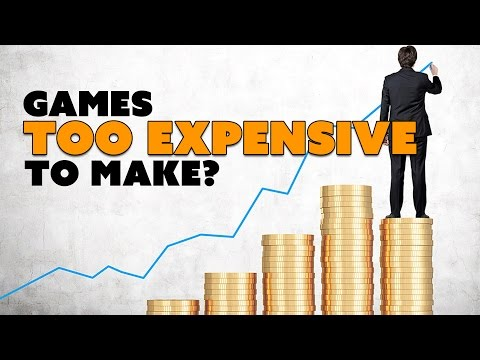 Games TOO EXPENSIVE to Succeed? - The Know Game News