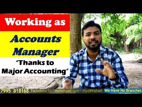 Mr. Sujath - Got job as Assistant Accounts Manager After Training ...