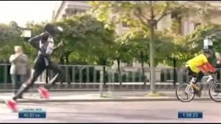 Download Video Dennis Kimetto Slow Motion 2014 Berlin Marathon MP3 3GP MP4