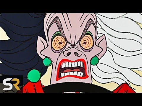 10 Messed Up Origin Stories of Disney Villains