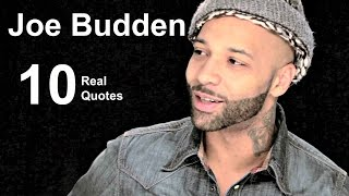 Joe Budden 10 Real Life Quotes on Success | Inspiring | Motivational Quotes