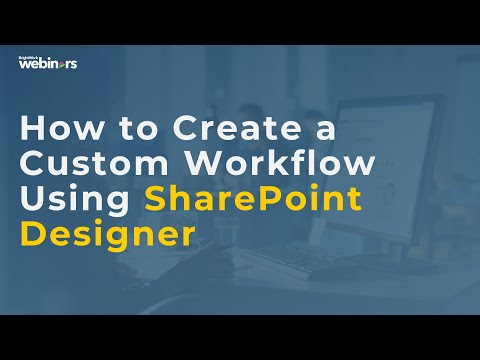 How to Create a Custom Workflow Using SharePoint Designer 2010 ...