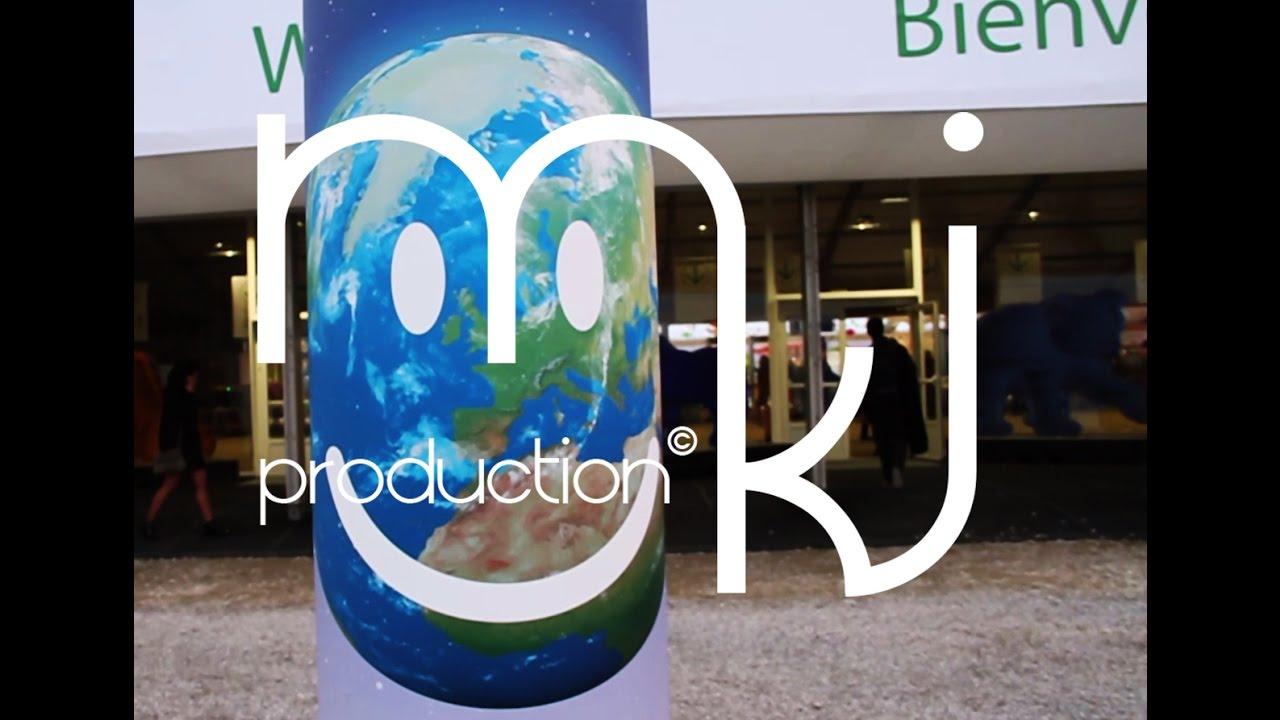 Reportage // Liter of Light à la COP21