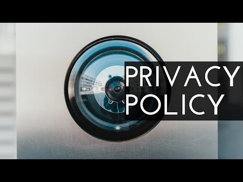 , title : 'What is a Privacy Policy?