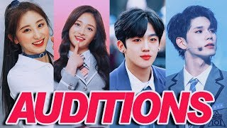 THE 50 BEST AUDITIONS OF PRODUCE 101
