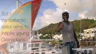 Solo transatlantic sailor aims to inspire young Grenadians | Kholo.pk