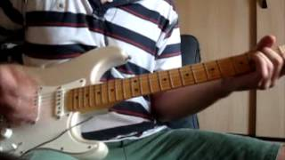 Jimi Hendrix - Highway Chile (guitar cover)
