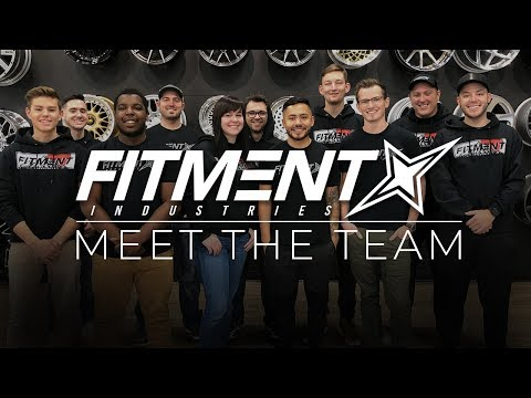 Meeting the Team | Fitment Industries