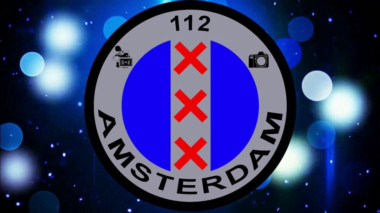 13SB, 2e TS en BBC Amstelveen met spoed naar een Zeer Grote Brand in Amsterdam-West!